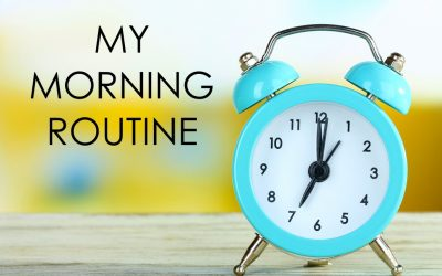 Creating A Morning Routine for More Peaceful Days
